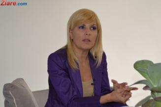 Elena Udrea, urmarita oficial de Politia Romana (Foto)