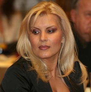 Elena Udrea a adus documentele ministerului la Parlament
