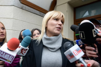 Elena Udrea a ajuns in arestul Politiei Capitalei