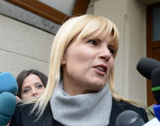 Elena Udrea a ajuns la instanta suprema: Conteaza mult ca ma sustine Basescu