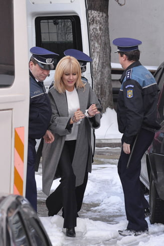 Elena Udrea a fost arestata - a ajuns din nou dupa gratii UPDATE
