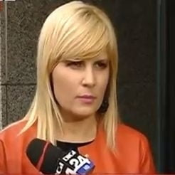 Elena Udrea a vorbit cu seful PPE despre venirea in partid a lui Basescu si Boc