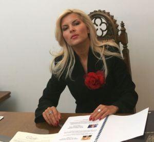 Elena Udrea ataca trustul lui Voiculescu