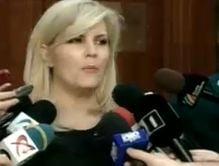 Elena Udrea candideaza la sefia PDL: Pot sa ma bat cu Ponta, Antonescu, Voiculescu