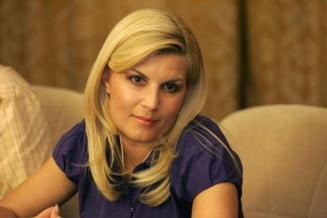 Elena Udrea cheama PMP la un miting urias impotriva accizei de 7 eurocenti