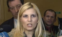 Elena Udrea demisioneaza de la conducerea PDL Bucuresti (Video)