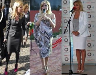 Elena Udrea despre cum a intrat in politica si unde vrea sa ajunga