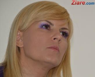 Elena Udrea ii raspunde lui Cristi Preda. Ce spune de contracandidati (Video)