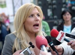 Elena Udrea il sustine pe Blaga la primarie