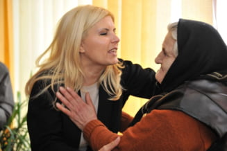 Elena Udrea isi consolideaza pozitia de castigator detasat in colegiul sau din Neamt