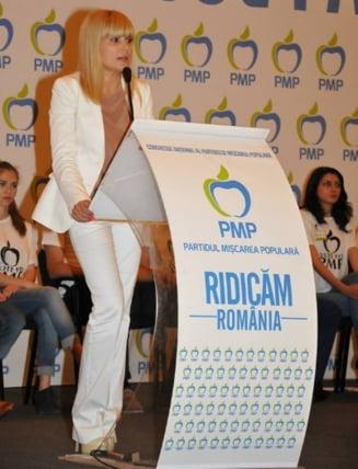 Elena Udrea nu mai are nevoie de sfaturi de la Basescu
