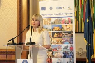 Elena Udrea nu mai vrea in Parlament si nu va face campanie PMP