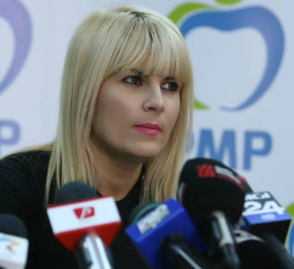 """Elena Udrea s-a autosuspendat de la sefia PMP: """"O decizie a unui om politic matur si cu onoare"""" UPDATE"""