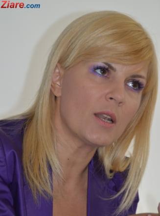 Elena Udrea se compara cu spionul rus din Marea Britanie, vizat de o tentativa de asasinat