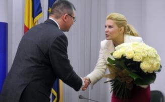 Elena Udrea si MRU, favoriti in cursa pentru candidatul dreptei la prezidentiale - Sondaj