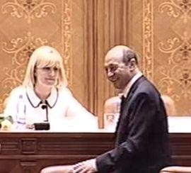 Elena Udrea si femeile PD-L, dezamagite de Traian Basescu