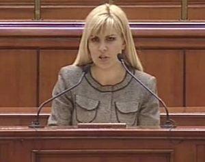 Elena Udrea va fi audiata joia viitoare in Comisia parlamentara de ancheta