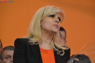 Elena Udrea vede in Congresul PSD lectii pentru PDL