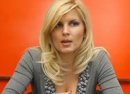 Elena Udrea vrea din nou sefia PDL