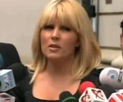 """Elena Udrea vrea sa scrie o carte despre cele """"72 de zile in catuse"""" (Video)"""