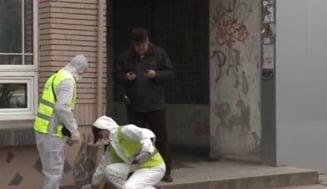 Elev omorat in fata unui liceu din Targoviste
