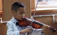 "Elevi de la 25 de licee din tara, prezenti in weekend la Concursul National de Interpretare Instrumentala si Arte Vizuale ""Margareta Sterian"""