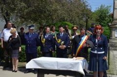 Elevii SNAP Tg. Ocna au participat la activitatile comemorative dedicate Zilei Eroilor