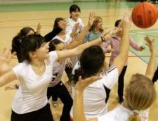 Elevii ar putea sa faca patru ore de sport in fiecare saptamana