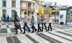 Elevii de la Colegiul Economic au vorbit despre migratie in Portugalia