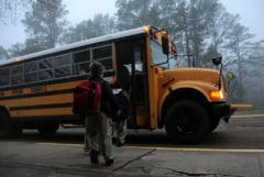 Elevii din învățământul primar vor avea transport gratuit prin intermediul curselor școlare. Președintele a promulgat legea