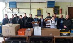 Elevii din Moldova Noua merg la cea mai mare competitie de robotica