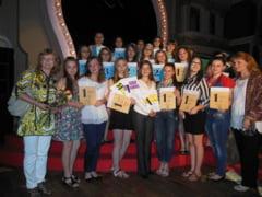 Elevii romani, medaliati la limba rusa