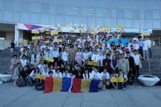 Elevii romani au obtinut 11 medalii la olimpiada internationala din Rusia