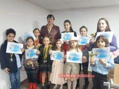 "Elevii scolii de canto ""Soul Music Art"" din Barlad au ""ras"" toate premiile ! (foto)"