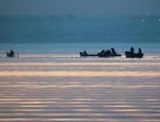 Elicopter SMURD prabusit in lac: Ce spune proprietarul dronei care a surprins tragedia