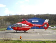 Elicopter SMURD prabusit in lac: Cine sunt cei patru oameni care au murit
