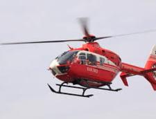 Elicopter SMURD prabusit in lac: Filmul tragediei, minut cu minut