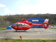 Elicopter SMURD prabusit in lac: Seful Aviatiei din MAI, demis (Video)