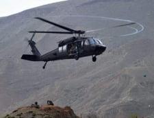 Elicopter militar american, prabusit langa Coreea de Nord