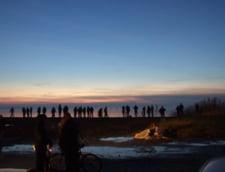 Elicopter prabusit in lac: Povestea barcagiului care a ajuns inaintea autoritatilor: Au murit cu zile!