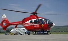 Elicopterele SMURD, interventii si in Republica Moldova