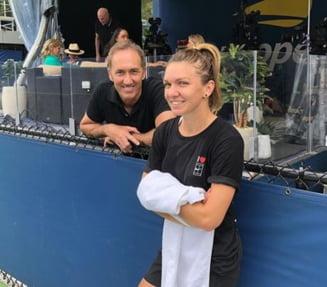 """Eliminata de la US Open, Simona Halep isi face planuri pentru Olimpiada: """"Imi doresc o medalie, visul meu e sa fie de aur"""""""