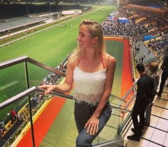 Elina Svitolina a facut o demonstratie de forta la Hong Kong