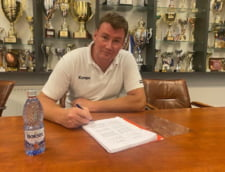 Eliodor Voica este noul antrenor al echipei de handabal CSM Bucuresti