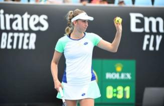 Elise Mertens, despre meciul cu Simona Halep din optimile de finala de la Australian Open