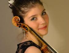 Elite fara granite - Ei sunt Romania: Romanca de la Royal Academy of Music, membra a Orchestrei de Tineret a UE