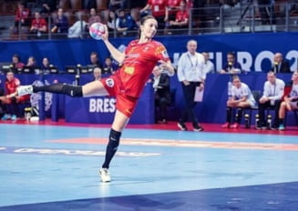 Eliza Buceschi, un car de nervi dupa partida cu Ungaria