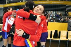 Eliza Buceschi explica victoria nationalei Romaniei in fata Sloveniei, la Campionatul Mondial