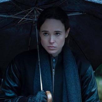 """Ellen Page, cunoscuta pentru rolurile din """"Juno"""", """"X-Men"""" si din """"The Umbrella Academy"""", este transgen. Starul a anuntat noul sau nume"""