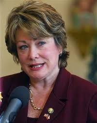 Ellen Tauscher, inalt oficial american, se intalneste cu Traian Basescu